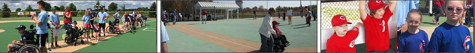 The Miracle League Header Image