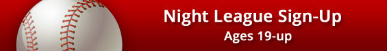 Night League Sign Up
