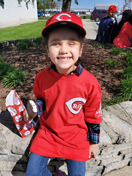The Miracle League Child 2