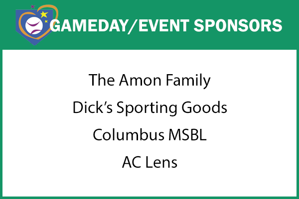 Gameday Event Sponsors