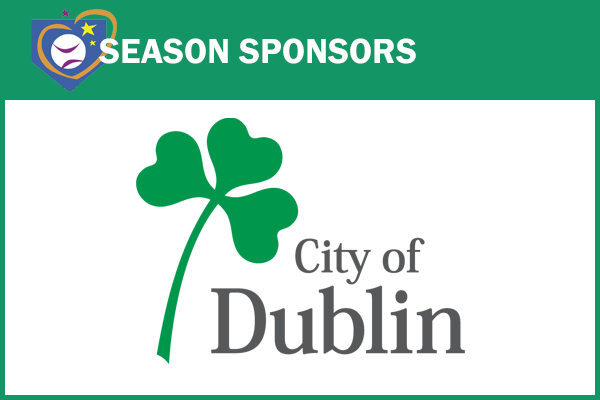 Season Sponsors City of Dublin